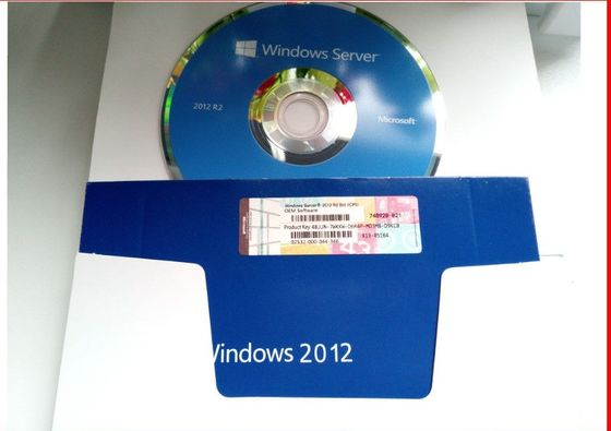 China Bloco Windows Server 2012 do OEM, bocado do CALS 64 do padrão R2 5 de Microsoft 2012 fornecedor